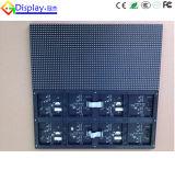 P7 het Openlucht Taaie LEIDENE van de Structuur van het Staal Aanplakbord van TV, de Muur van de Reclame