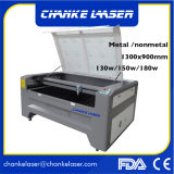 Автоматы для резки CNC лазера переклейки Ck1325 25mm акриловые в древесине