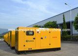 Groupe électrogène diesel silencieux chaud de la vente 100kw Yuchai
