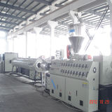 Machine d'extrusion de production de tube de pipe de PVC