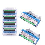 Kompatibel mit der Gilette Schmelzverfahren Proglide Energie, die Rasierklinge (4PCS/lot, rasiert)