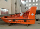 Sale를 위한 Outboard Engine를 가진 8명의 사람 Capacity 4.0m GRP Rescue Boat