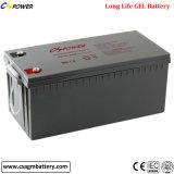 長い生命UPSシステムのための深いサイクルのゲル電池12V200ah
