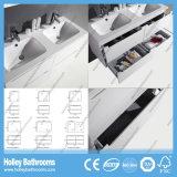 Opslag van de Badkamers van de Stijl van Australië de Populaire Moderne met Twee Spiegels en Bassins (BC117V)