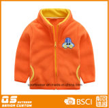 Jaqueta de lã Polar quente de moda infantil