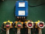 4-20mA RS485伝達固定ガス探知器と接続されるアラームコントロール・パネル