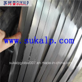 Suelo de tiras de transición del acero inoxidable