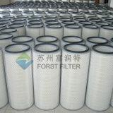 Cartucho de filtro industrial del filtro de aire de Forst
