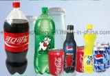 Haustier-Flaschen-gekohlte Getränkefüllmaschine