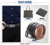 熱い販売の金属のベルトの留め金の方法本革ベルト
