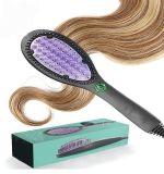 Straightener roxo do cabelo do projeto 2016 novo