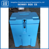 Caja de transporte de hielo seco con aislamiento de alta