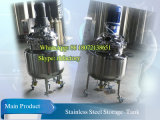 10kl Stainless Steel Storage Tank Horizontal Juice Storage Tank