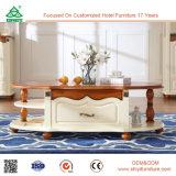 대중적인 새로운 디자인된 거실 사각 나무로 되는 탁자