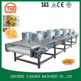 Essiccatore industriale dell'asciugatrice delle patatine fritte e del fiore di lavaggio