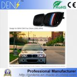 Nueva parrilla de los parachoques delanteros del coche del negro del lustre para BMW