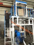 Máquina fundida LDPE da película do PE do HDPE da extrusora