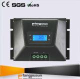 Hohe Leistungsfähigkeit Fangpusun neue Nennspannung des Entwurfs-MPPT150/60d 12V 24V 36V 48V intelligenter Solarladung-Controller des LCD-Bildschirm-MPPT 60A mit Cer RoHS