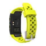 새로운 GPS 지능적인 스포츠 손목 팔찌 시계