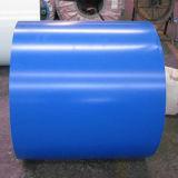 Überzogene Oberfläche mit vorgestrichenem galvanisiertem Ring für Ral6027
