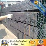 Q345 Baumaterial-Schwarz-Ausglühen-Quadrat-Stahlrohr