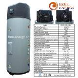 De compacte Verwarmer Water van het lucht-BronVan de Warmtepomp met en255-3