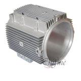 Carcaça de motor de fundição de alumínio OEM