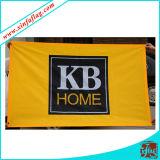 Kundenspezifische Entwurfs-hängende Fahne/Polyester-Fahne