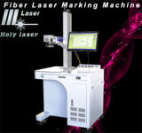 Prix économique, machine de gravure en acier d'inscription de laser de fibre en métal