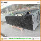 Vert de la Chine/coût noirs rouges jaunes blancs de partie supérieure du comptoir granit de Brown
