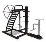 O exercício Multifunction da ginástica do parque do instrutor ostenta o equipamento da aptidão do Bodybuilding (BLO-080)