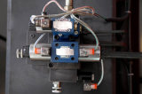Freio hidráulico da imprensa do CNC para a placa de metal de dobra