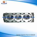 De Cilinderkop van de motor Voor Doorwaadbare plaats 3.0L Ddg35 V6 C#E6ae C#F6de