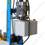 Machine van de Pers van de Macht 160tons van de Cilinder van het Type van frame de Economische Beweegbare Hydraulische (JMDYy160/30)