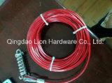 증명서 ISO9001-2008를 가진 직류 전기를 통한 철강선 밧줄