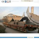 Pianta di pirolisi di 10 tonnellate per gomma che ricicla all'olio