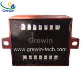 Tipo E-I transformador encapsulado de la fuente de alimentación con el IEC