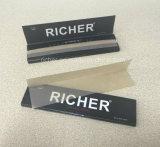 Kundenspezifische Marken-ungebleichtes Hanf-Zigaretten-Walzen-Papier (, 1.25, kingslim Größe aussondern)