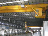 20ton Low europeo Headroom Traveling Double Beam Overhead Crane da vendere