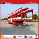 Rimorchio idraulico dell'elemento portante di automobile del veicolo del trasportatore del telaio del camion automatico semi