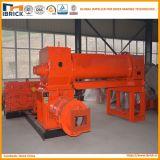 中国の自動煉瓦作成機械