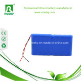 Paquete recargable 14.8V 10ah de 18650 baterías para la energía extrema