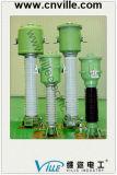 O petróleo da série Lvb-132 imergiu transformadores atuais invertidos