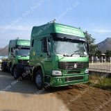 Sinotuck HOWO Zfの変速機のRhd 4*2のトラクターのトラック