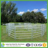 Panneaux galvanisés de yard de bétail d'IMMERSION chaude