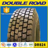 두 배 도로 상표 타이어 315/80r22.5 265 70 19 의 5개의 트럭 타이어