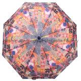 자동적인 접히는 우산 (FU-3821ZFA)를 인쇄하는 열전달
