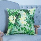 Het digitale Decoratieve Kussen/het Hoofdkussen van Af:drukken met Patroon Botanical&Floral (mx-21)