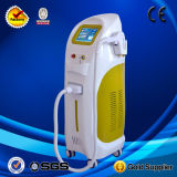 Machine de laser Epilation de diode (longueur d'onde multiple : 755nm + 808nm + 1064nm)