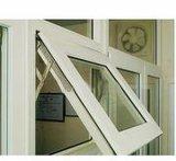أبيض لون [أوبفك] نافذة مع [بوينت لوك] متعدّد
